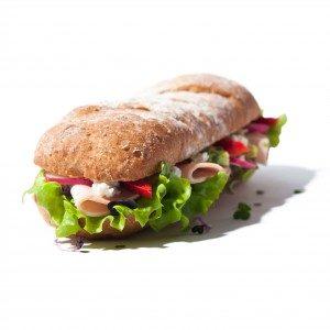 Kochschinken Sandwich