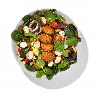 Salat Falaffel